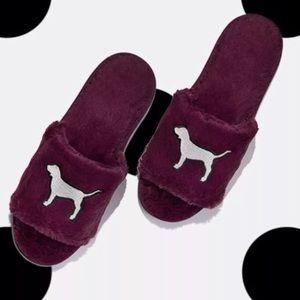 PINK Victoria's Secret slippers
